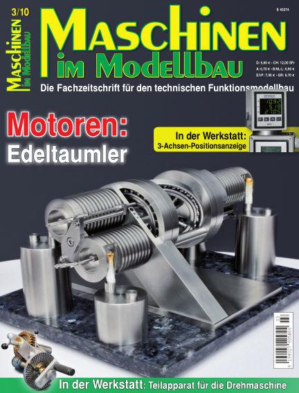 Maschinen im Modellbau May 03, 2010 00:00