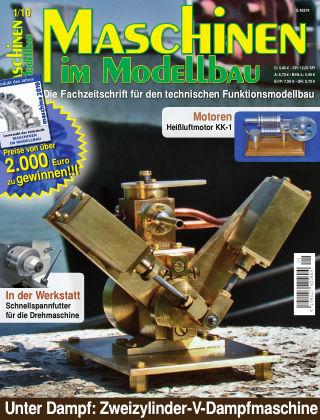 Maschinen im Modellbau 01/2010