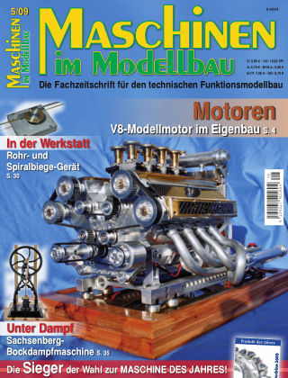 Maschinen im Modellbau 05/2009