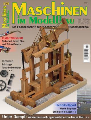 Maschinen im Modellbau 02/2009