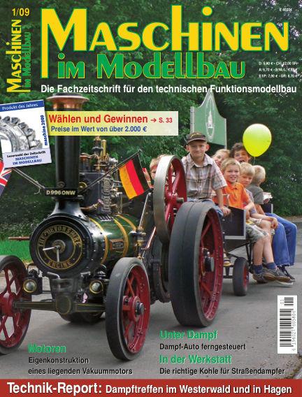 Maschinen im Modellbau January 01, 2009 00:00
