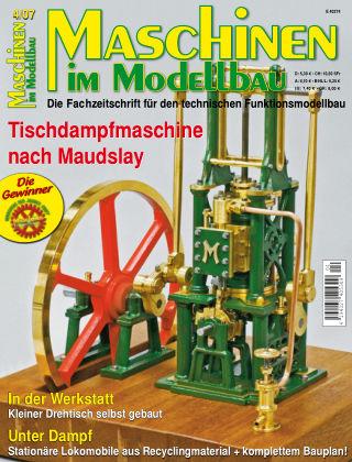 Maschinen im Modellbau 04/2007