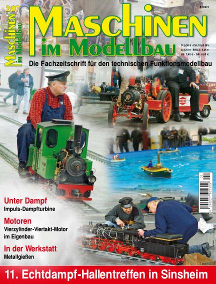 Maschinen im Modellbau March 01, 2007 00:00