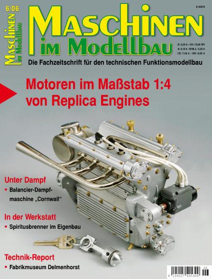 Maschinen im Modellbau November 01, 2006 00:00