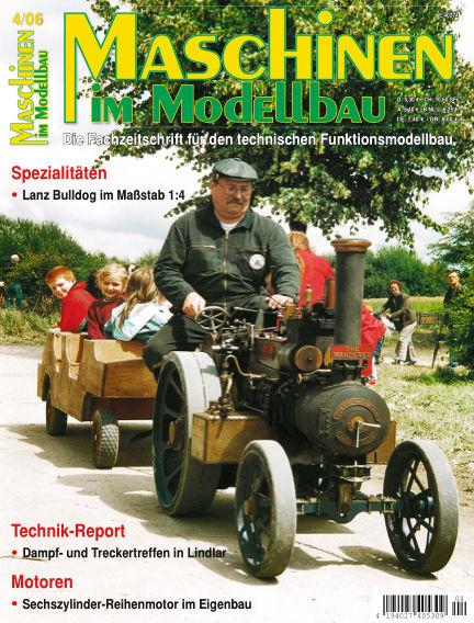 Maschinen im Modellbau July 03, 2006 00:00