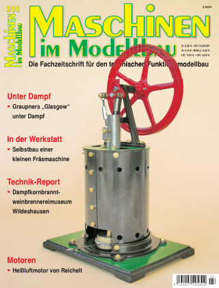 Maschinen im Modellbau 03/2006