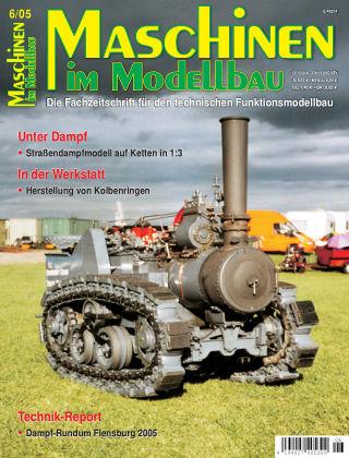 Maschinen im Modellbau 06/2005