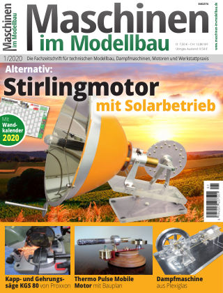 Maschinen im Modellbau 01/2020