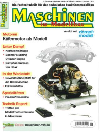 Maschinen im Modellbau 06/2002