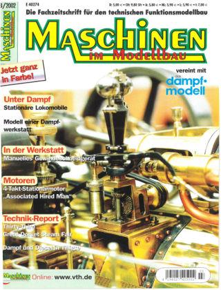 Maschinen im Modellbau 03/2002