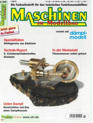 Maschinen im Modellbau 02/2002