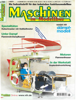 Maschinen im Modellbau 06/2001
