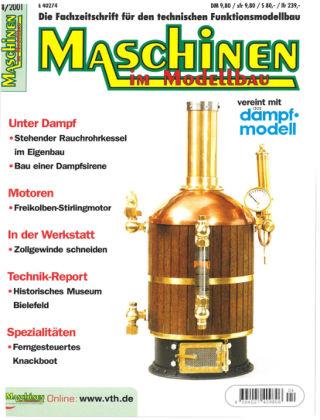 Maschinen im Modellbau 04/2001