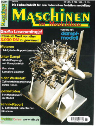 Maschinen im Modellbau 03/2001