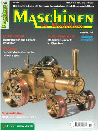 Maschinen im Modellbau 01/2001