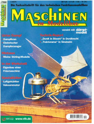 Maschinen im Modellbau 04/2000