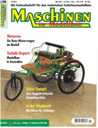 Maschinen im Modellbau 04/1999