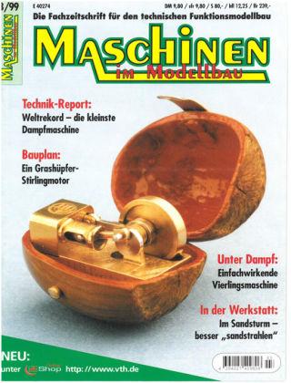 Maschinen im Modellbau 03/1999