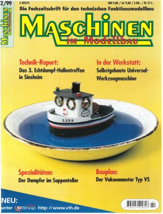 Maschinen im Modellbau 02/1999