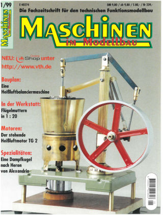 Maschinen im Modellbau 01/1999