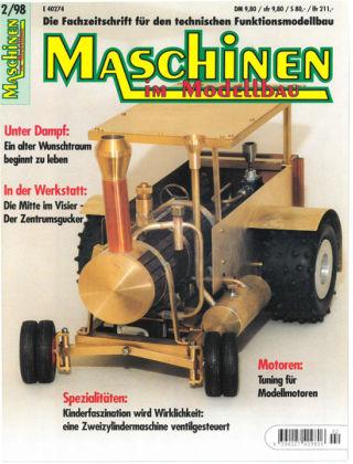 Maschinen im Modellbau 02/1998