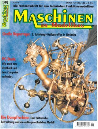 Maschinen im Modellbau 01/1998