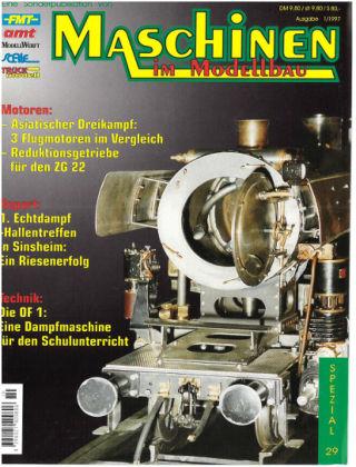 Maschinen im Modellbau 01/1997