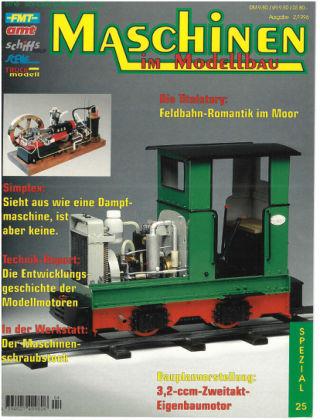 Maschinen im Modellbau 02/1996