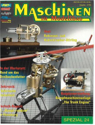 Maschinen im Modellbau 01/1996