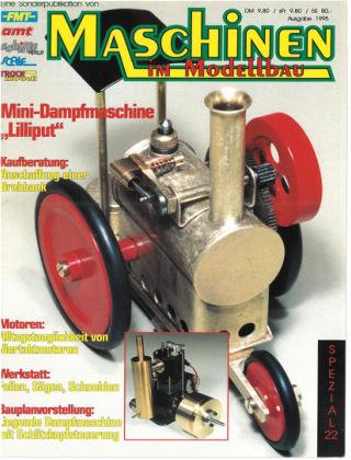 Maschinen im Modellbau 01/1995