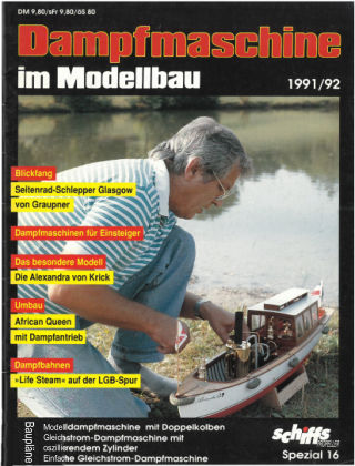Maschinen im Modellbau 01/1991/92