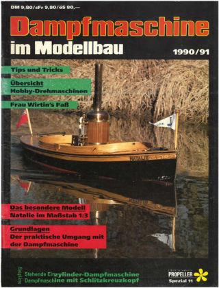 Maschinen im Modellbau 01/1990/91