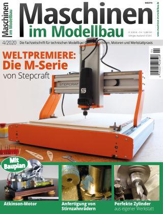 Maschinen im Modellbau 04/20202