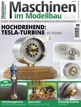 Maschinen im Modellbau 06/2020