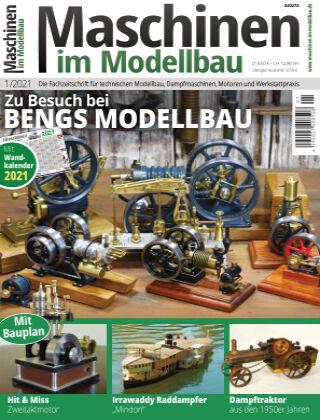 Maschinen im Modellbau 01/2021