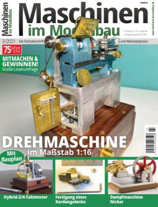 Maschinen im Modellbau 03/20201