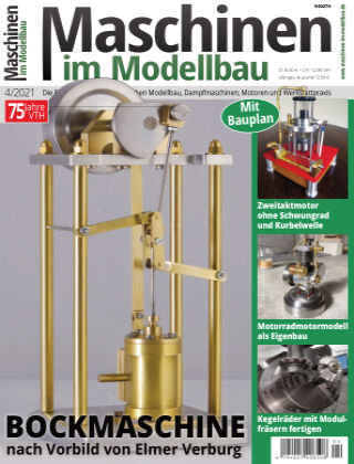 Maschinen im Modellbau 04/2021