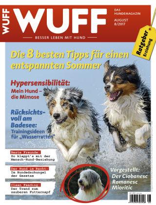 WUFF - Das Hunde-Bookazin 8/2017