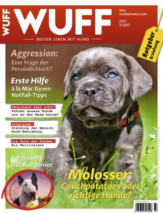 WUFF - Das Hunde-Bookazin 7/2017