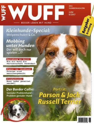 WUFF - Das Hunde-Bookazin 6/2017