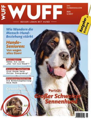 WUFF - Das Hunde-Bookazin 5/2017