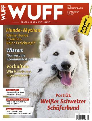 WUFF - Das Hunde-Bookazin 9/2017