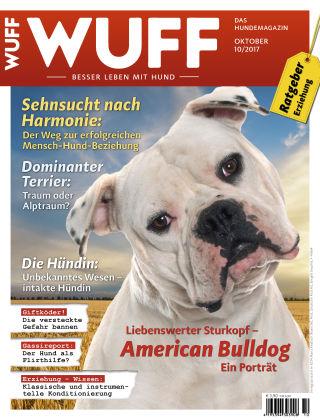 WUFF - Das Hunde-Bookazin 10/2017