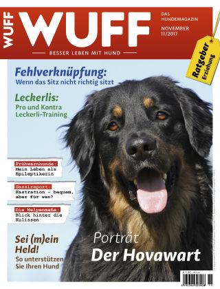 WUFF - Das Hunde-Bookazin 11/2017