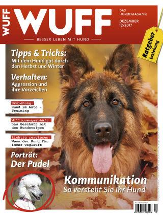 WUFF - Das Hunde-Bookazin 12/2017