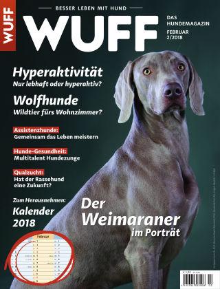 WUFF - Das Hunde-Bookazin 02/2018