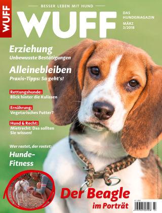 WUFF - Das Hunde-Bookazin 03/2018