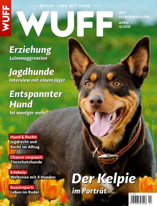 WUFF - Das Hunde-Bookazin 04/2018