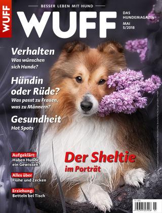 WUFF - Das Hunde-Bookazin 05/2018