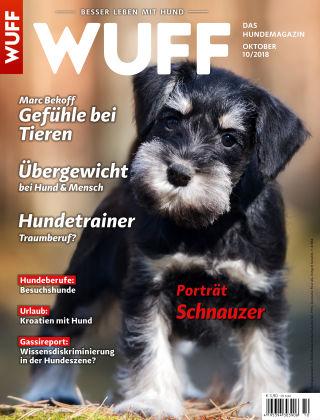 WUFF - Das Hunde-Bookazin 10/2018